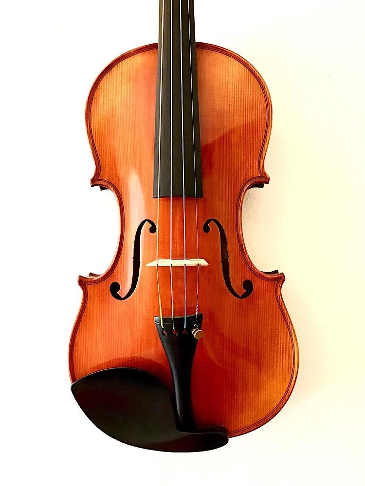 Howard Core Johannes Köhr 4/4 model 575 violin outfit