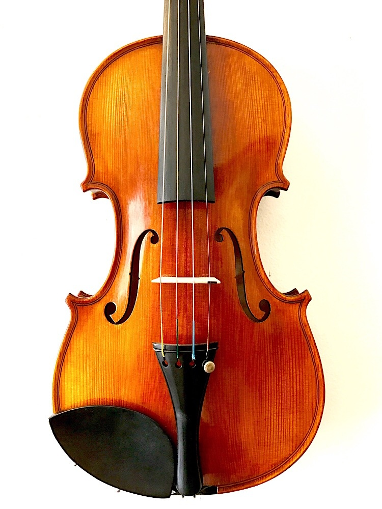 Götz Conrad Götz CONTEMPORARY 4/4 violin 2016 GERMANY, Model 110CT serial A5 ***CERT***