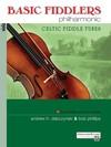 Alfred Music Dabczynski, A.: Basic Fiddlers Philharmonic-Celtic Fiddle Tunes (viola)