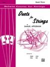 Alfred Music Applebaum, Samuel: Duets for Strings, Book Three (2 violas)