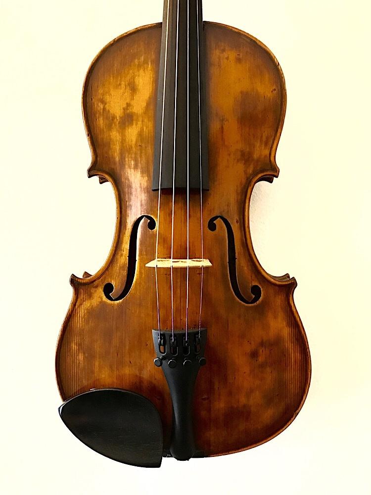 Strad copy violin, GERMANY, ca 1910