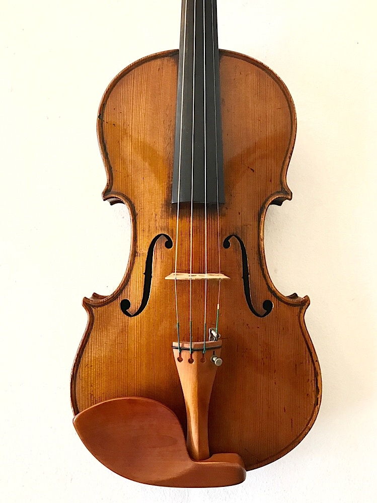 "French ""VUILLAUME"" 4/4 violin, ca 1910, Mirecourt, FRANCE"