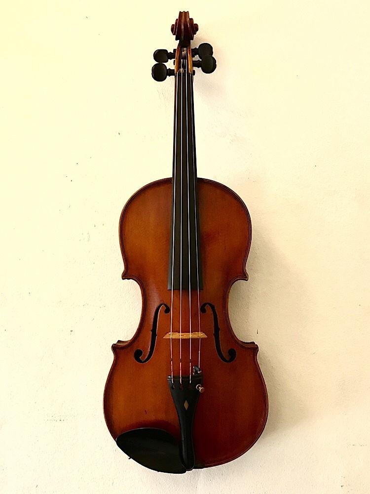 Celoniatus 1737 label 4/4 violin