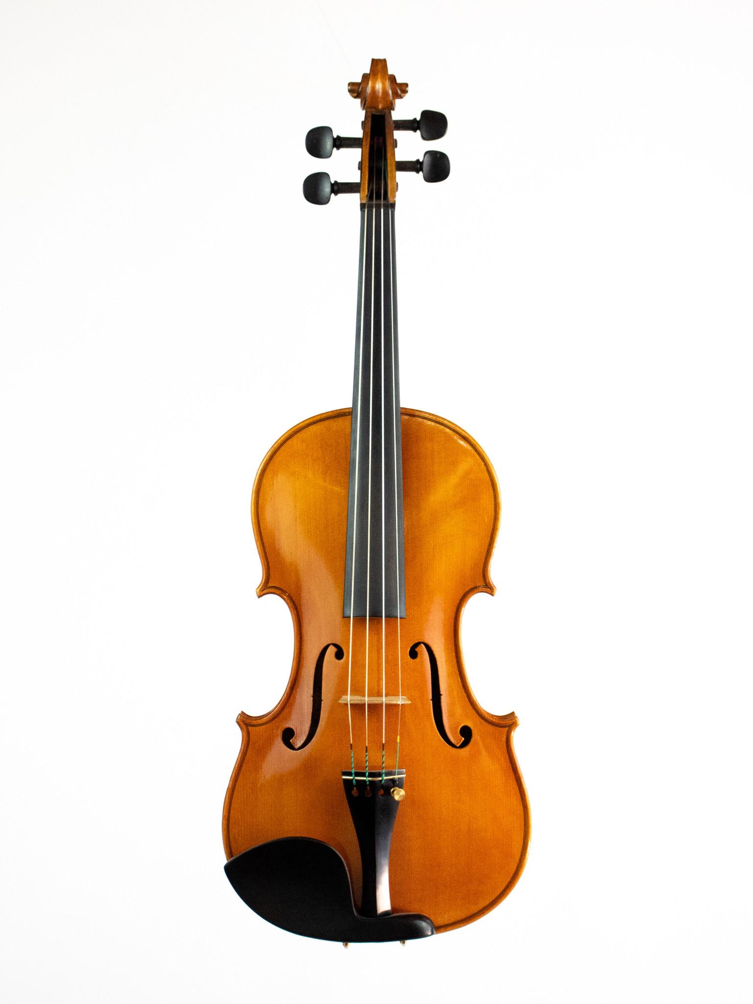Dulcis et Fortis French 4/4 violin, JTL, ca. 1920