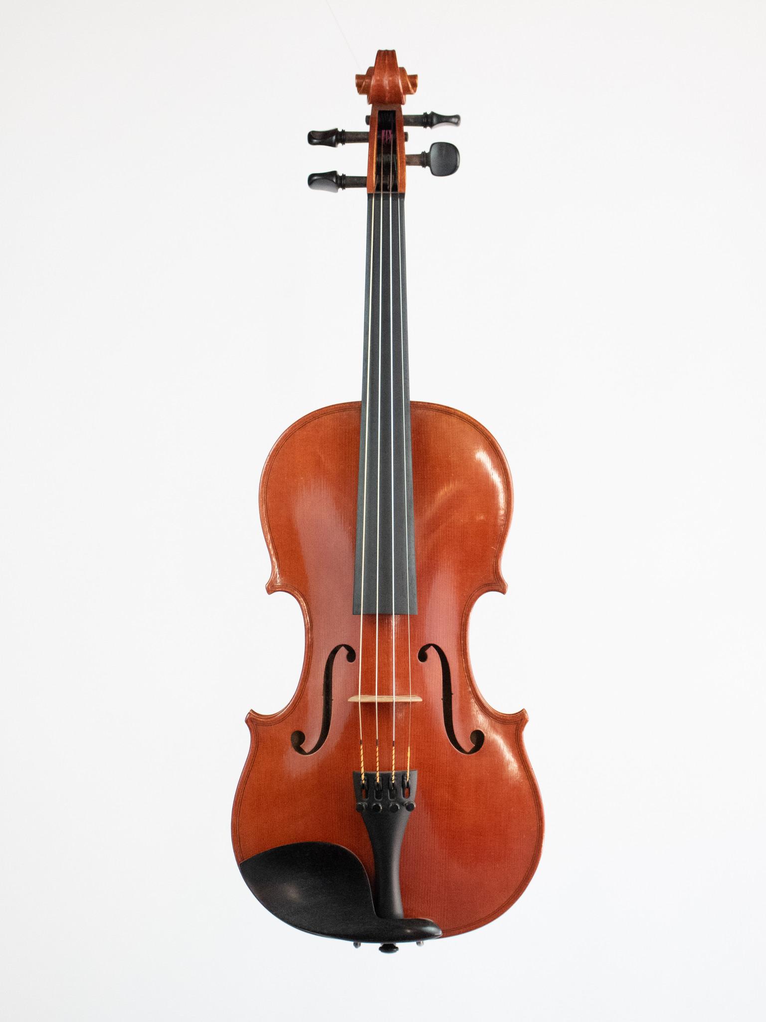 Italian Heyligers Shop violin, Cremona, ITALY, 2004