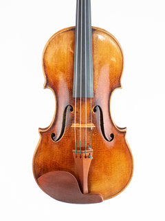 Daniel Karinkanta violin, antiqued Guarneri model, 1997, Buenos Aires