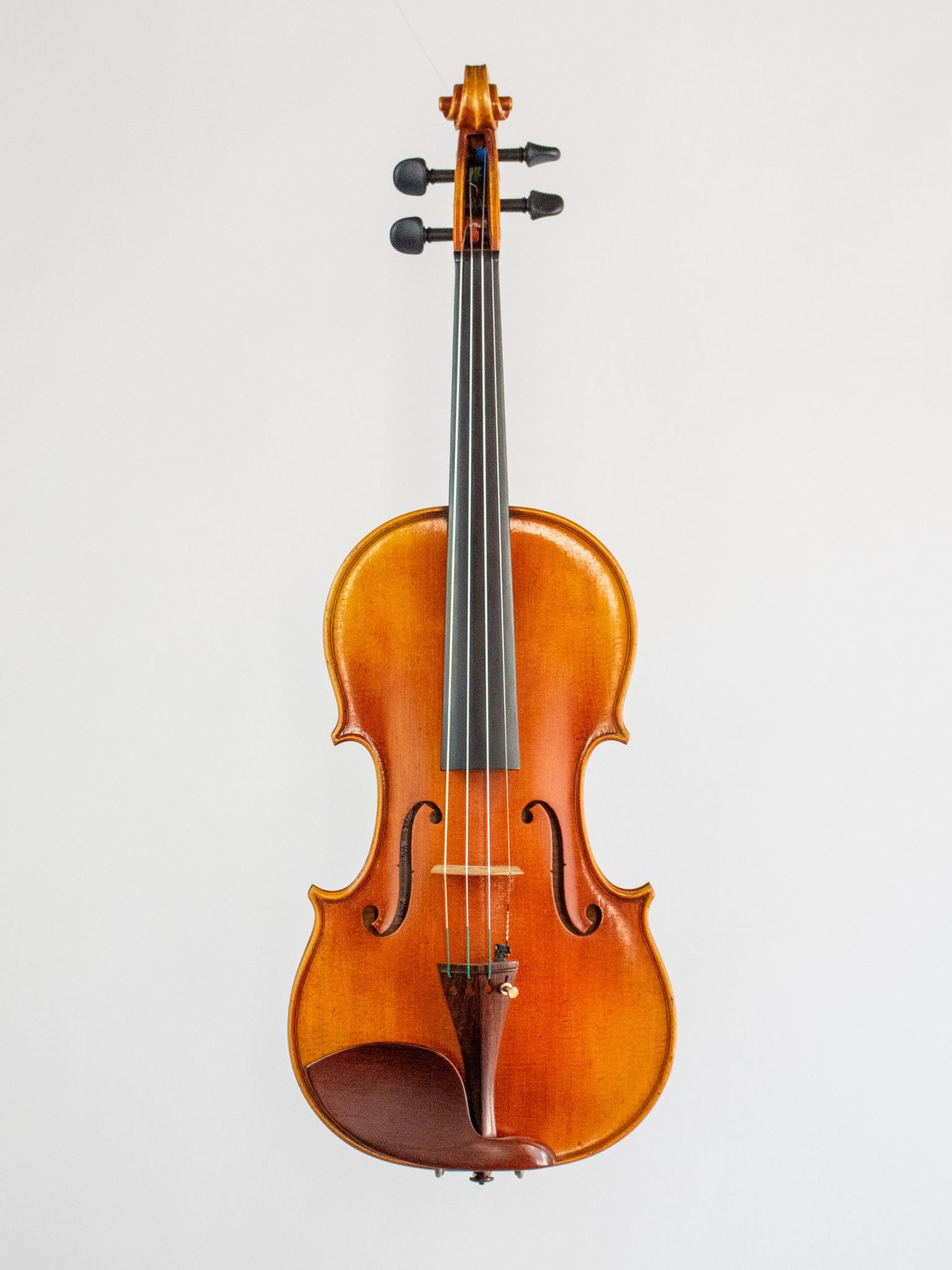Heffler Klaus Heffler 4/4 violin, model 706, 2008, GERMANY