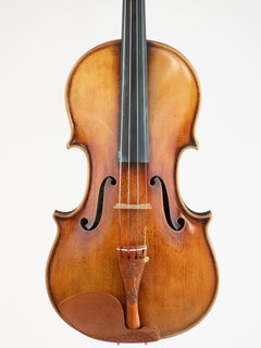 "Daniel Karinkanta 16.5"" viola, antiqued Guarneri model, 2003, Buenos Aires, ARGENTINA"