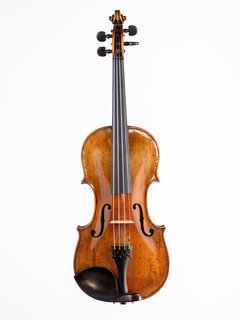 """""""Stainer"""" violin, ca 1900, labeled """"Andreas Hopf Stainer in Bologna 1750"""""""