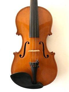 "Salvadore de Durro German violin, ""B & J New York Sole Importers"""