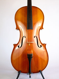 Romanian Bucharest used 3/4 cello