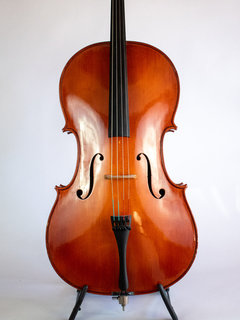 Gliga Gliga 3/4 used professional cello, Romania, 1999