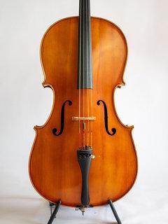 Hungarian Strad model 4/4 cello, BKN, lightly used
