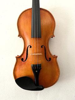 Maurice Jacob Newman violin #8, 1974, Los Angeles, USA