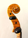 Forena 4/4 unlabeled used violin outfit