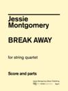 Jessie Montgomery Music Montgomery, Jessie: Break Away for String Quartet, NYC Music Services