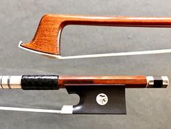 Arcos Brasil Limited Edition silver violin bow by Arcos Brasil