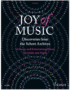 Schott Music Birtel: Joy of Music - Discoveries from the Schott Archives (violin and piano) Schott