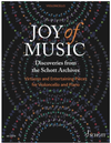 Schott Music Mohrs (Mohrs and Ellis): Joy of Music - Discoveries from the Schott Archives (cello and piano) Schott