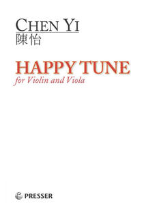 Theodore Presser Yi: Happy Tune (violin and viola) Presser