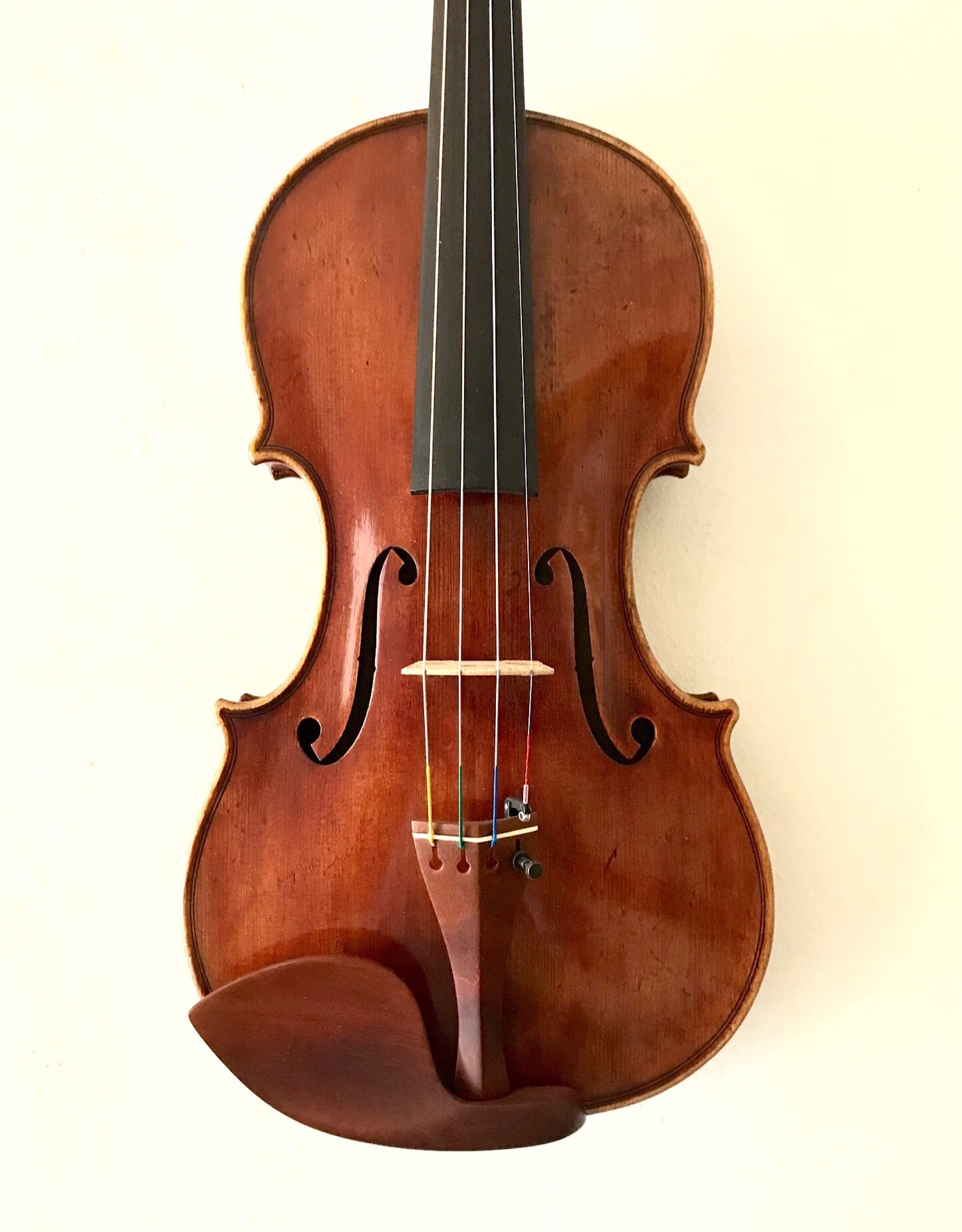 European GIUSEPPE ROSSI 1923 label European violin