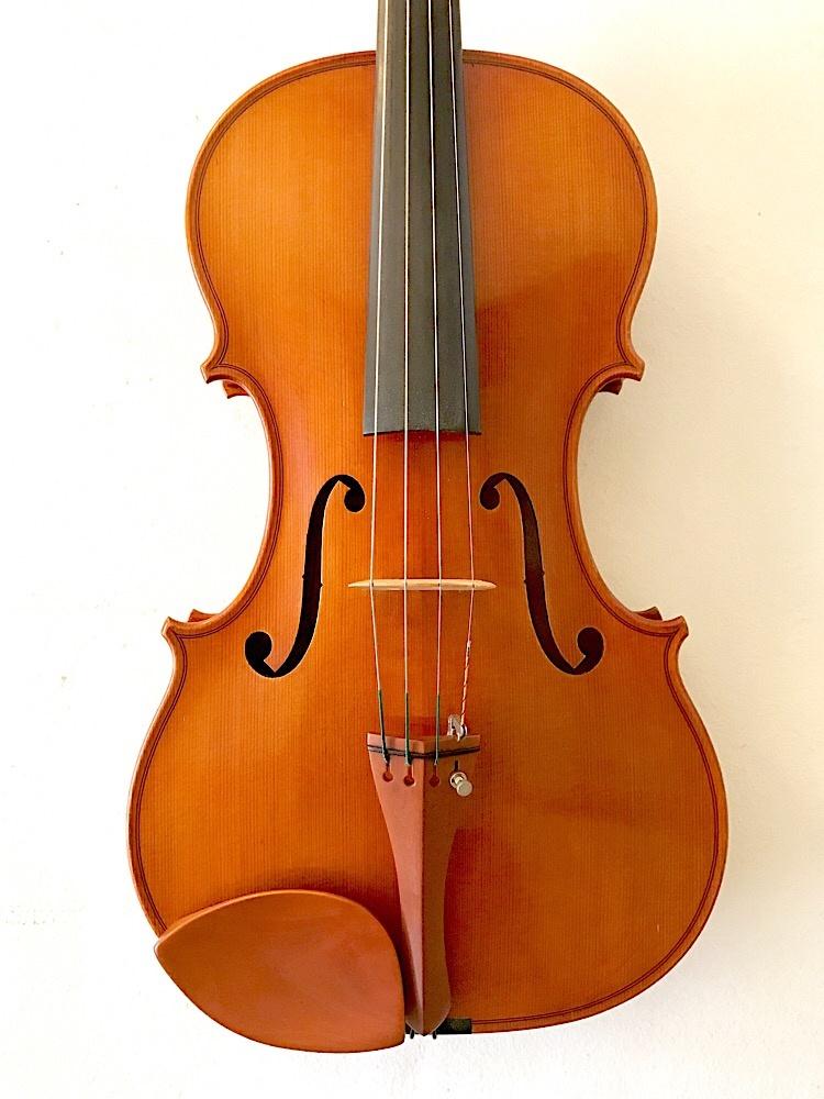 """Paul Hart 16"""" viola 1985 #166 (includes case)"""