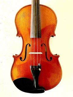 """Kremona Kremona 15.5"""" Flamed V3 Stradivari model Bulgarian viola"""