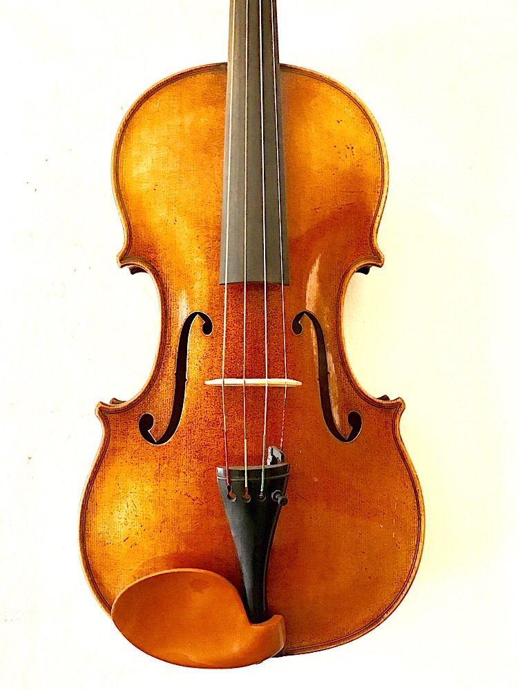 "Czech Jos. Guarnerius model 15 3/8"" Czech viola"