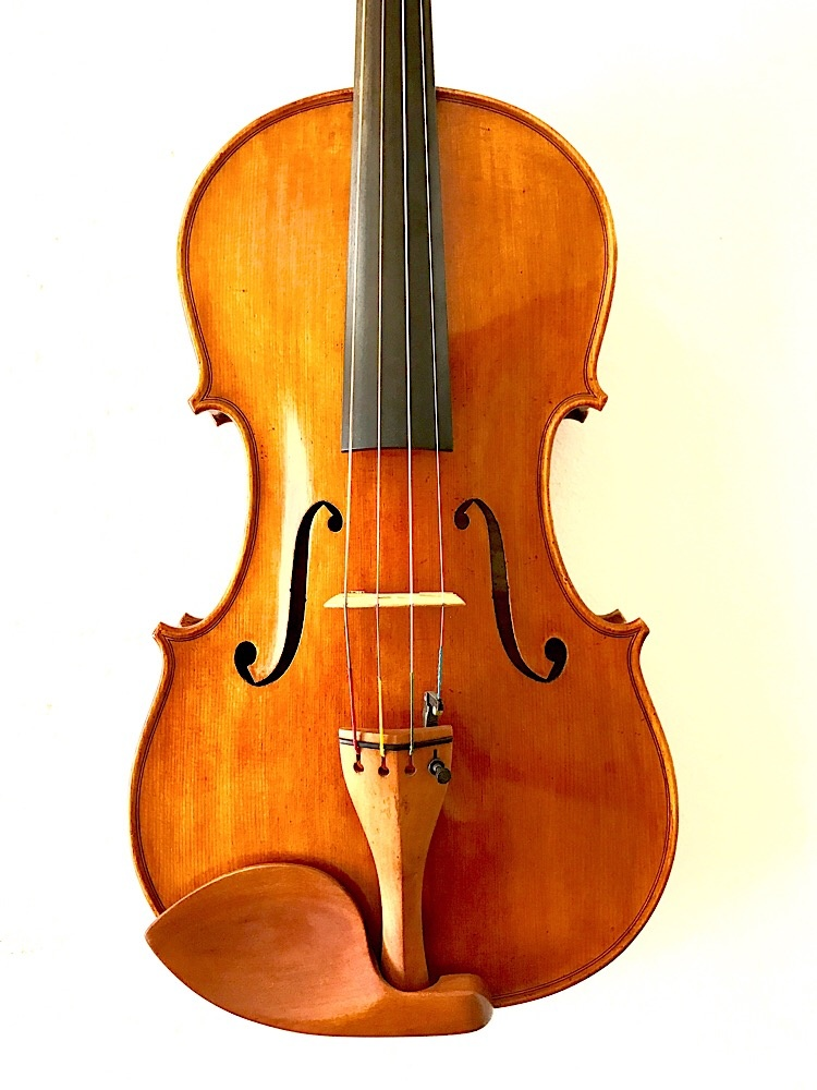 "Andrew Botti viola, 15.5"", Chicago String Instruments"