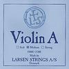 Larsen Larsen Original violin A string, medium aluminum wound, synthetic core