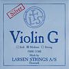 Larsen Larsen Original violin G string, medium silver wound, synthetic core
