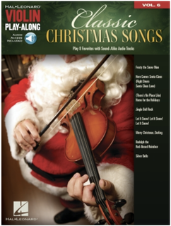 HAL LEONARD Classic Christmas Songs - Volume 6 (violin and piano)