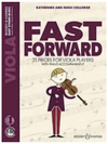 HAL LEONARD Colledge: Fast Forward - 21 Pieces for Viola Players (viola and piano)