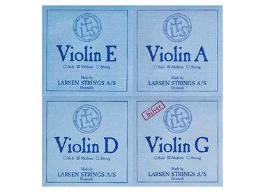 Violin Strings, Larsen Original