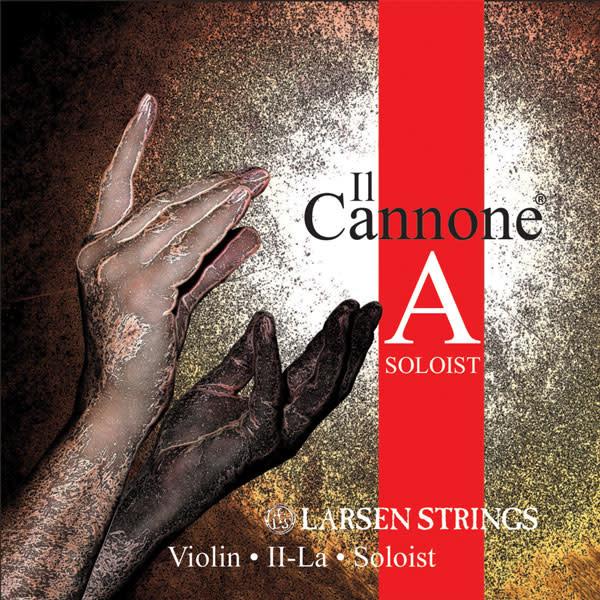 Larsen Larsen Il Cannone Soloist violin A string