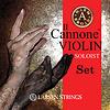 Larsen Larsen Il Cannone Soloist violin string set