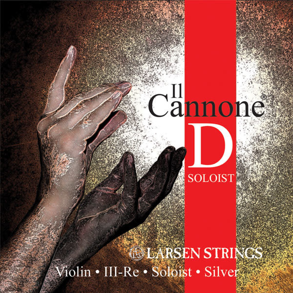 Larsen Larsen Il Cannone Soloist violin D string (envelope)