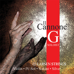 Larsen Larsen Il Cannone Soloist violin G string (envelope)