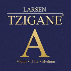 Larsen Tzigane violin A string medium by Larsen