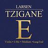 Larsen Tzigane violin E medium by Larsen,