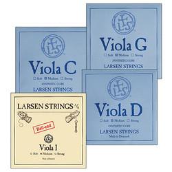 Larsen Larsen Original viola string set, medium,