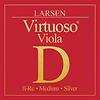 Larsen Larsen Virtuoso silver viola D string,