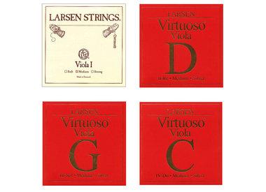 Viola Strings, Virtuoso