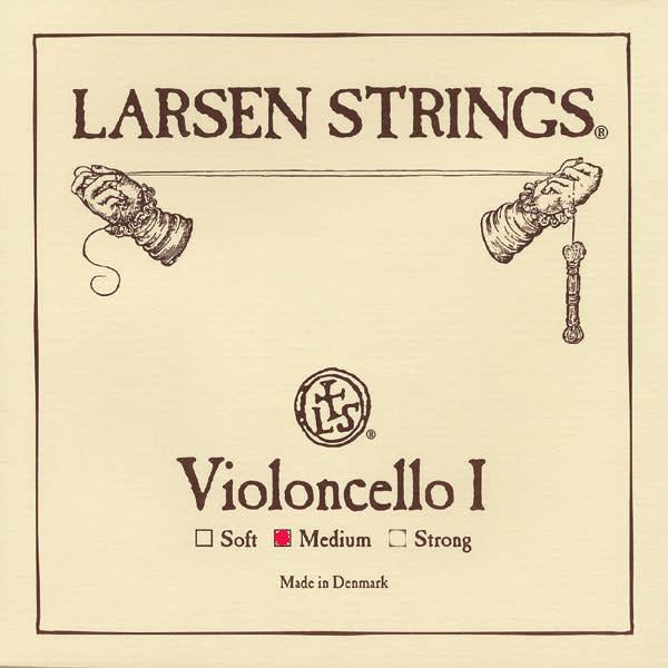 Larsen Larsen Original cello A string, steel,