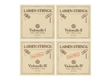 Cello Strings, Larsen Original