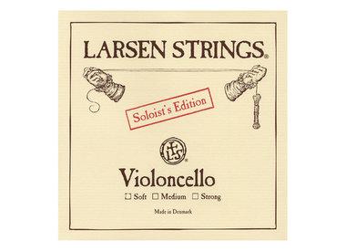 Cello Strings, Soloist