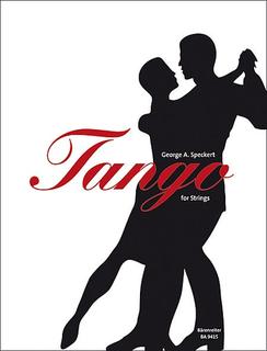 Barenreiter Speckert: Tango for Strings (string quartet) Barenreiter