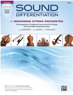 Alfred Music Lenhart: Sound Differentiation for Beginning String Orchestra  (violin) Alfred
