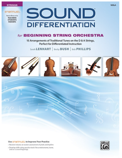 Alfred Music Lenhart: Sound Differentiation for Beginning String Orchestra (viola) Alfred
