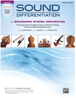 Alfred Music Lenhart: Sound Differentiation for Beginning String Orchestra (Teacher Score) Alfred